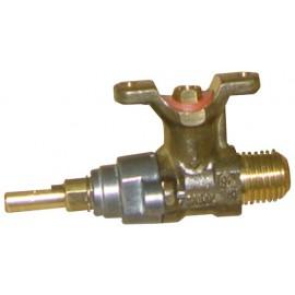 GRIFO GAS TEKA SALIDA M16 1/2