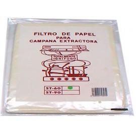 FILTRO CAMPANA 60 PAPEL-5 UNIDADES
